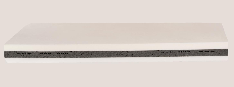 Coirfit i dual memory foam mattress